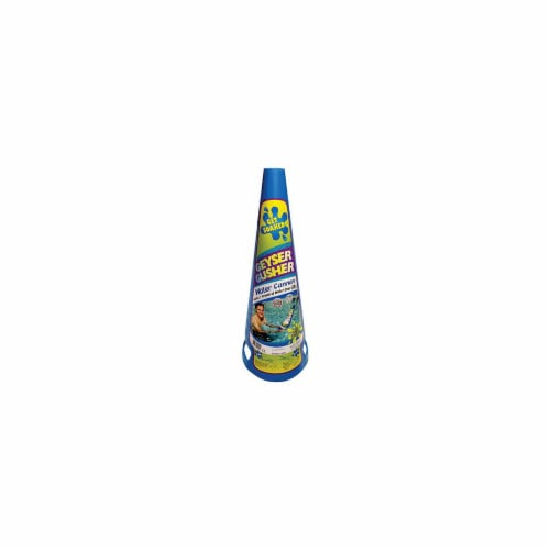 Water Sports 84000-4 Geyser Gusher Water Cannon, 7 x 7 x 18 in. Perspective: front