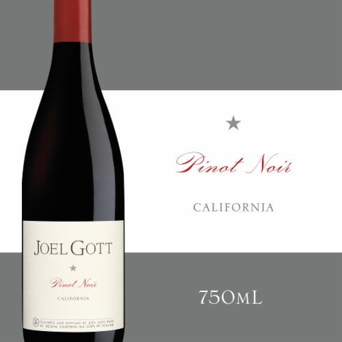 Joel Gott Pinot Noir Red Wine Perspective: front