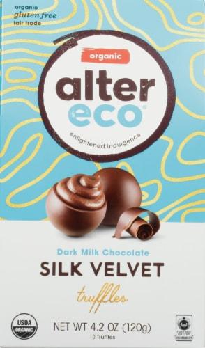 Alter Eco Velvet Truffles Perspective: front