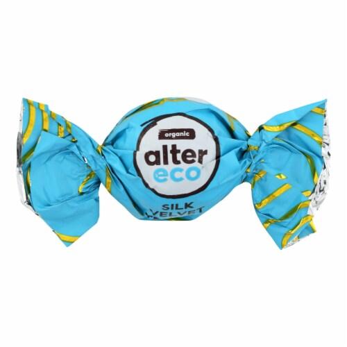 Alter Eco Americas Organic Truffles - Velvet - .42 oz - Case of 60 Perspective: front