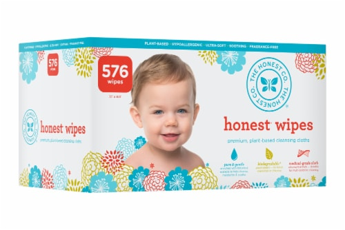 The Honest Company Honest Wipes Perspective: front