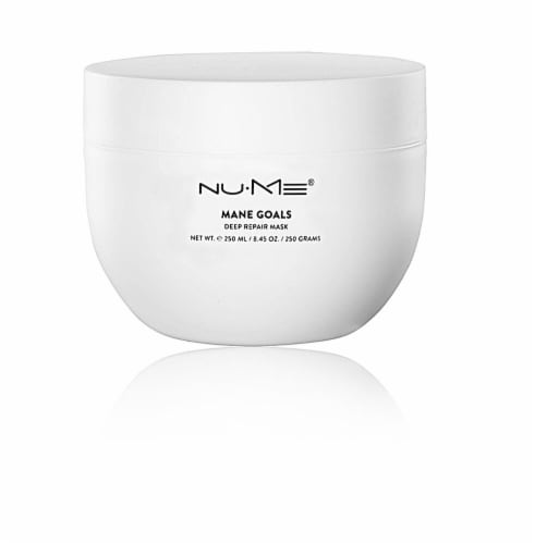 NuMe  Mane Goals Deep Repair Mask Perspective: front