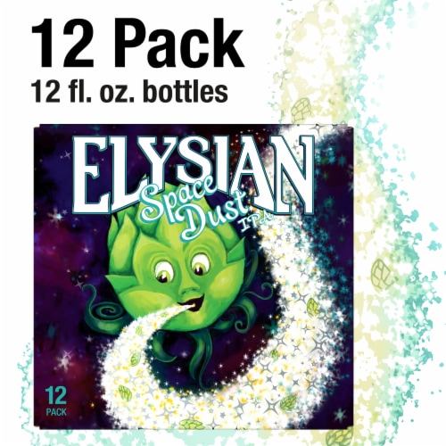 Elysian Brewing Space Dust IPA Perspective: front