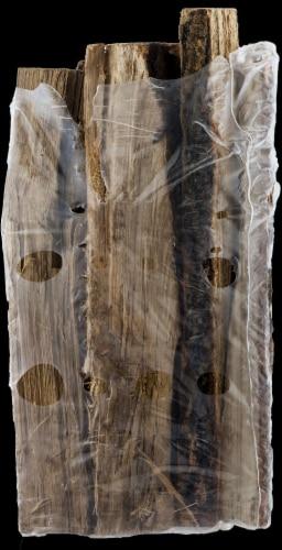 Bruner Bundle Firewood Bundle Perspective: front