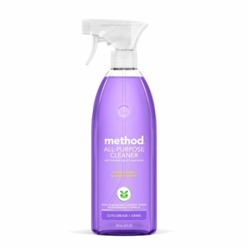Method All-Purpose French Lavender Surface Cleaner Perspective: front