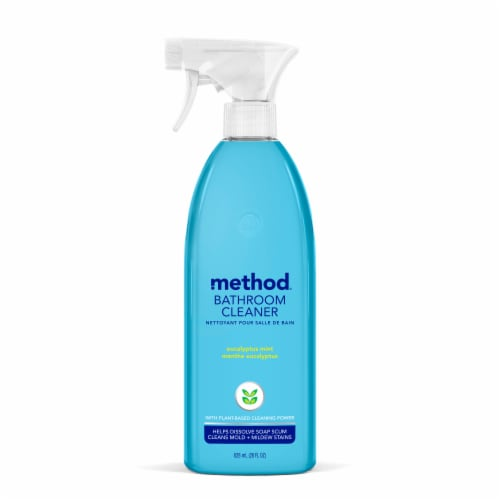 Method Eucalyptus Tub and Tile Bathroom Cleaner Perspective: front