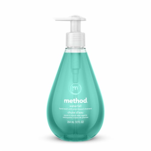 Method Waterfall Hand Wash Perspective: front