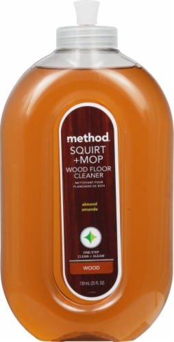 Method Wood for Good Floor Cleaner Perspective: front