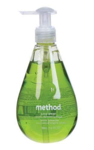 Method Juicy Pear Hand Wash Perspective: front