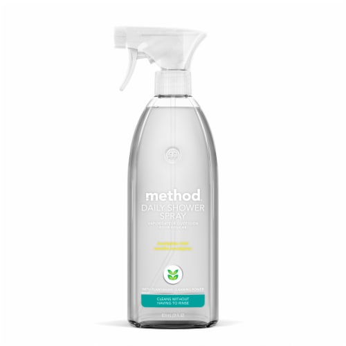 Method Eucalyptus Mint Shower Cleaner Perspective: front