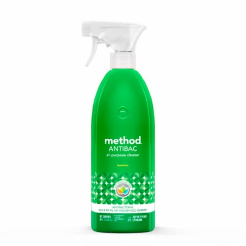 Method Antibac Bamboo All Purpose Cleaner Perspective: front
