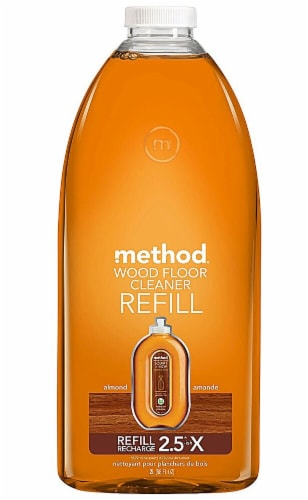 Method Squirt and Mop Almond Wood Floor Cleaner Perspective: front
