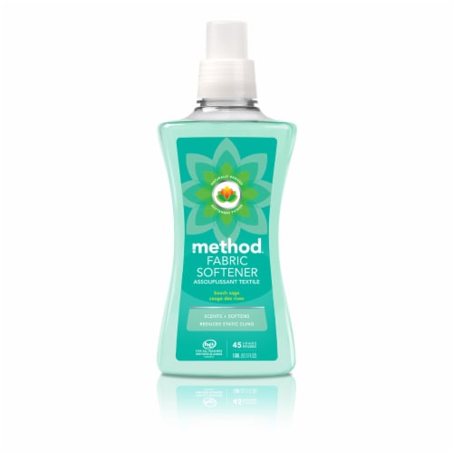 Method Beach Sage Fabric Softener Perspective: front