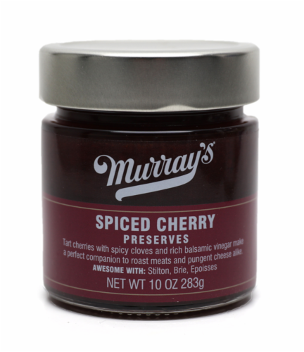 Murray's® Spiced Cherry Preserves Perspective: front