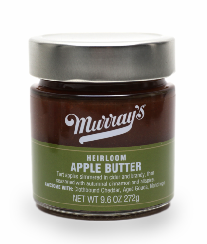 Murray's® Heirloom Apple Butter Perspective: front