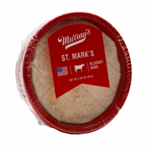 Murray's® St. Mark's Bloomy Rind Perspective: front