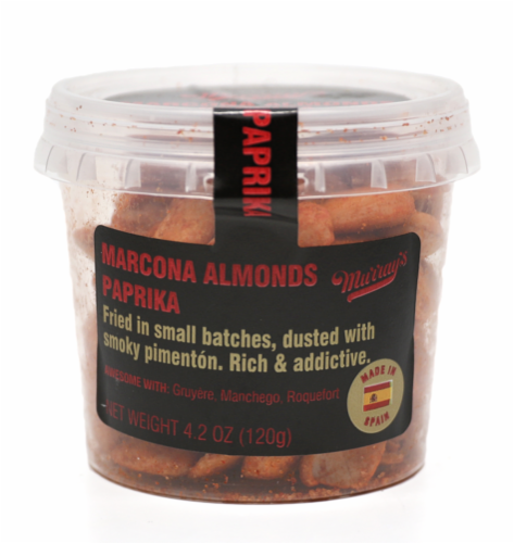 Murray's® Marcona Fried Almonds with Paprika Perspective: front