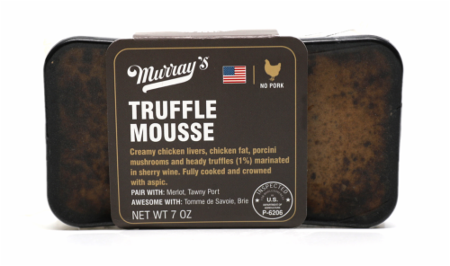 Murray's® Truffle Mousse Perspective: front