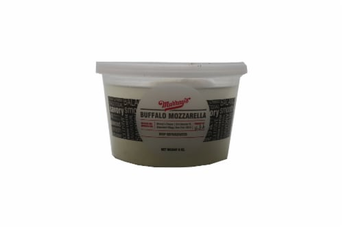 Murray's® Buffalo Mozzarella Perspective: front