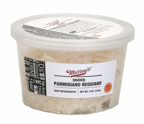 Murray's® Shaved Parmigiano Reggiano Perspective: front