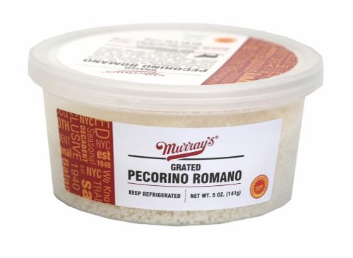 Murray's® Grated Pecorino Romano Perspective: front