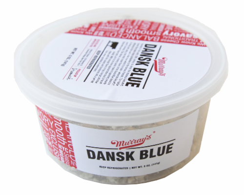 Murray's® Dansk Blue Crumbles Perspective: front