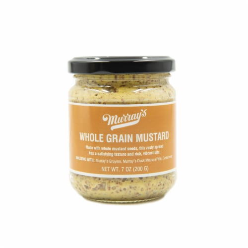 Murray's Whole Grain Mustard Perspective: front