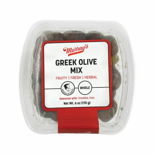 Murray's Greek Olive Mix Perspective: front