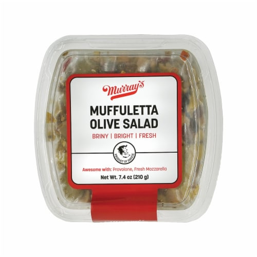 Murray's Muffuletta Olive Salad Perspective: front