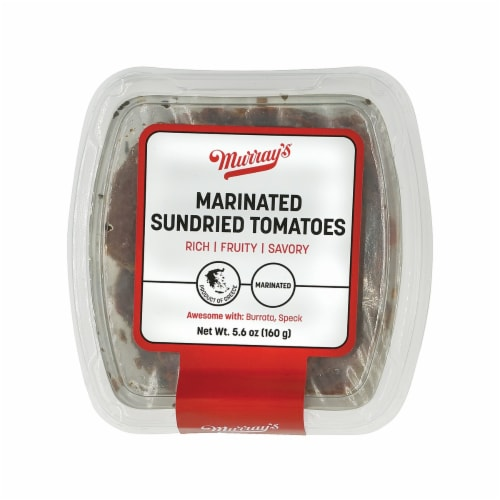 Murray's Marinated Sundried Tomatoes Perspective: front