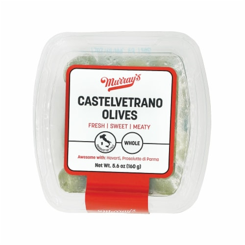 Murray's Castelvetrano Olives Perspective: front