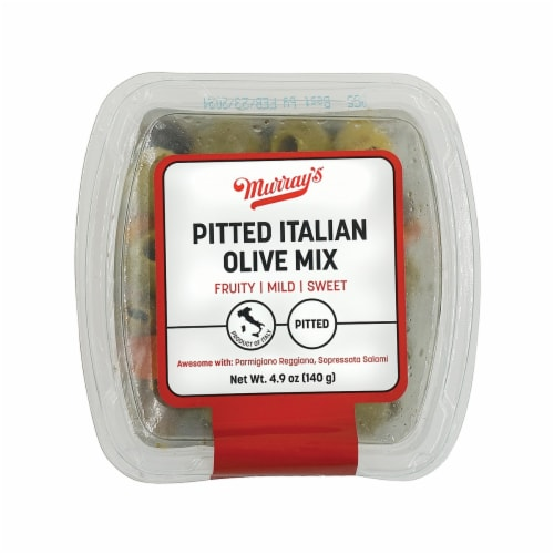 Murray's Pitted Italian Olive Mix Perspective: front