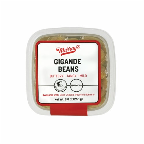 Murray's Marinated Gigande Beans Perspective: front