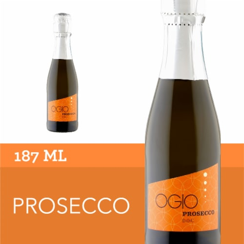 Ogio Prosecco Sparkling Wine Perspective: front