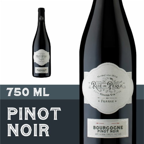 Rue De Perle Bourgogne Pinot Noir Perspective: front