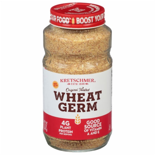 Kretschmer Original Toasted Wheat Germ Perspective: front