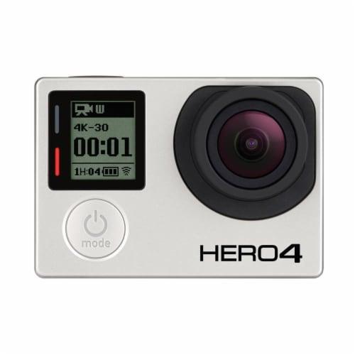 Gopro Hero4 Black Edition Camera Bundle Perspective: front