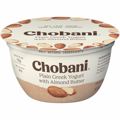 Almond Butter Greek Yogurt