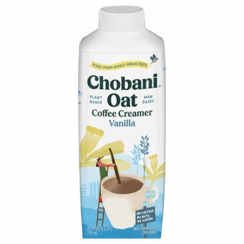 Chobani Vanilla Oat Creamer Perspective: front