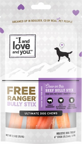 I and Love and You Free Ranger Stix Perspective: front
