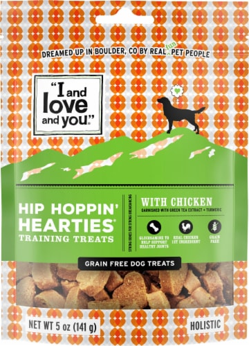 I and Love and You  Hip Hoppin' Hearties   Chicken Perspective: front