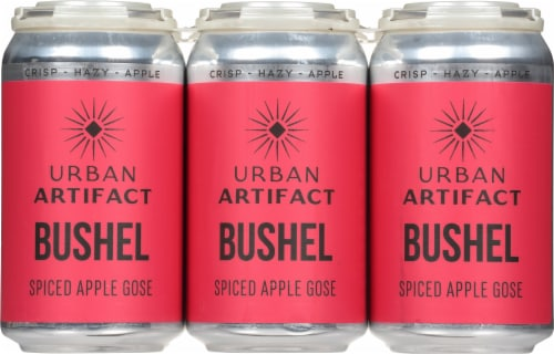 Urban Artifact Keypunch Key Lime Gose Sour Beer Perspective: front