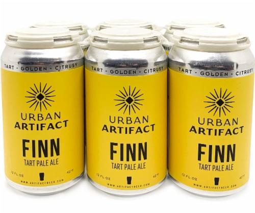 Urban Artifact Finn Tart Pale Ale Perspective: front