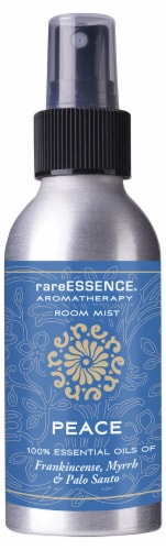 Rare Essence Aromatherapy Peace Room Mist Perspective: front