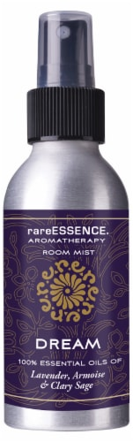 Rare Essence Dream Aroma Therapy Room Mist Perspective: front