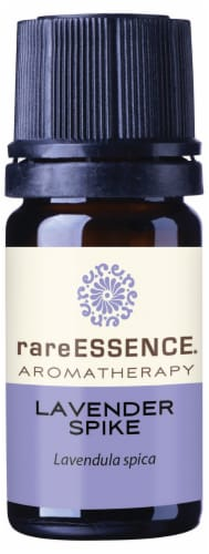 Rare Essence Lavender Spike Essential Oil Perspective: front