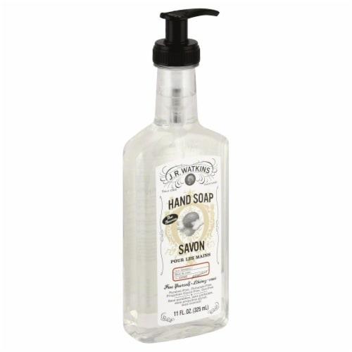 J.R. Watkins Savon Coconut Liquid Hand Soap Perspective: front