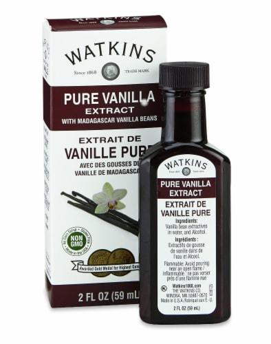 Watkinss Pure Vanilla Extract Perspective: front