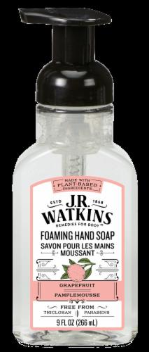 J.R. Watkins Grapefruit Foaming Hand Soap Perspective: front