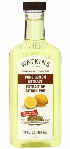 Watkins Pure Lemon Extract Perspective: front